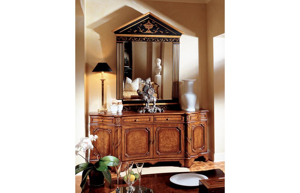 Karges Furniture - French Regence Sideboard