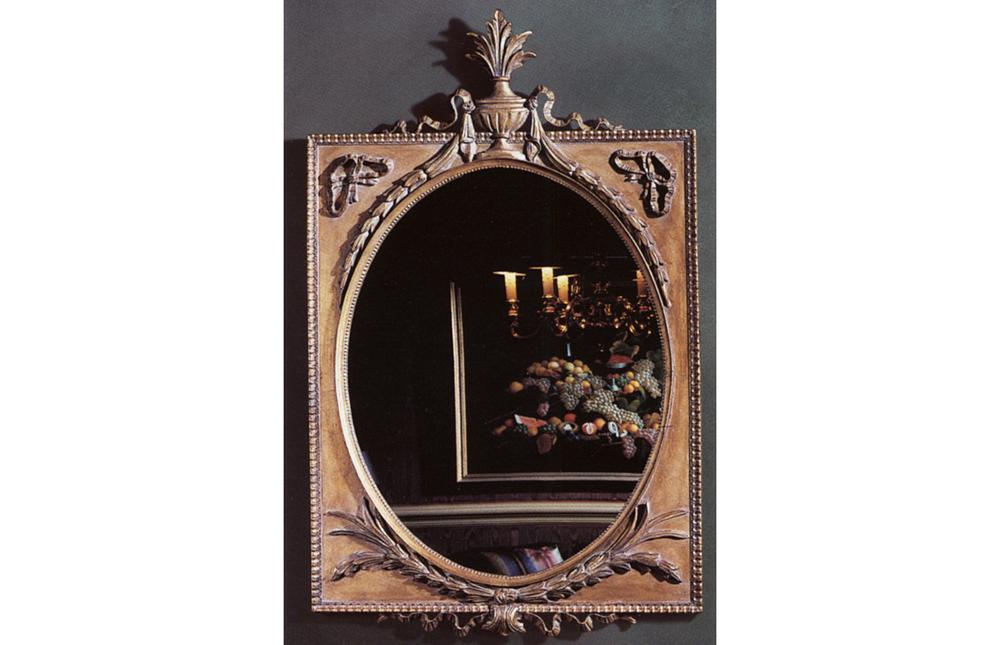 Karges Furniture - Louis XVI Mirror