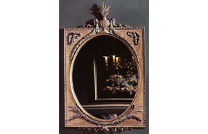 Thumbnail of Karges Furniture - Louis XVI Mirror