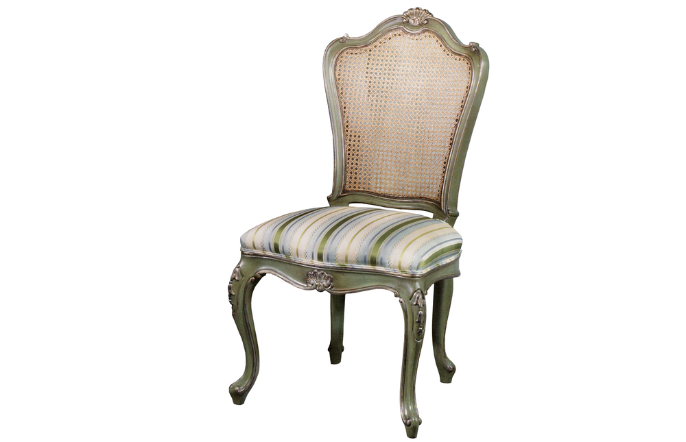 Karges Furniture - Louis XV Side Chair