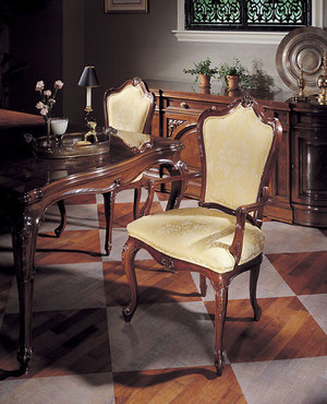 Thumbnail of Karges Furniture - Louis XV Side Chair