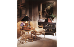 Thumbnail of Karges Furniture - Louis XVI Fauteuil