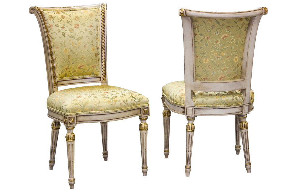Karges Furniture - Louis XVI Side Chair