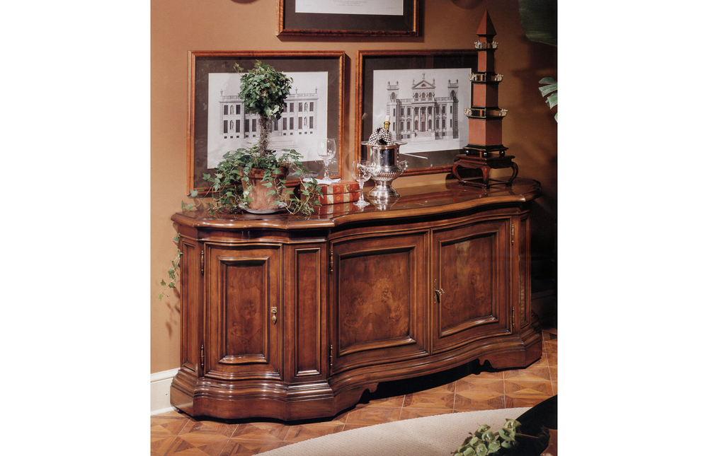 Karges Furniture - Venetian Buffet