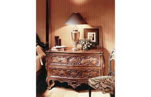 Thumbnail of Karges Furniture - Louis XV Bombe Chest