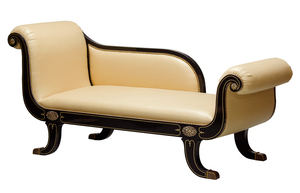 Thumbnail of Karges Furniture - Regency Recamier Chaise