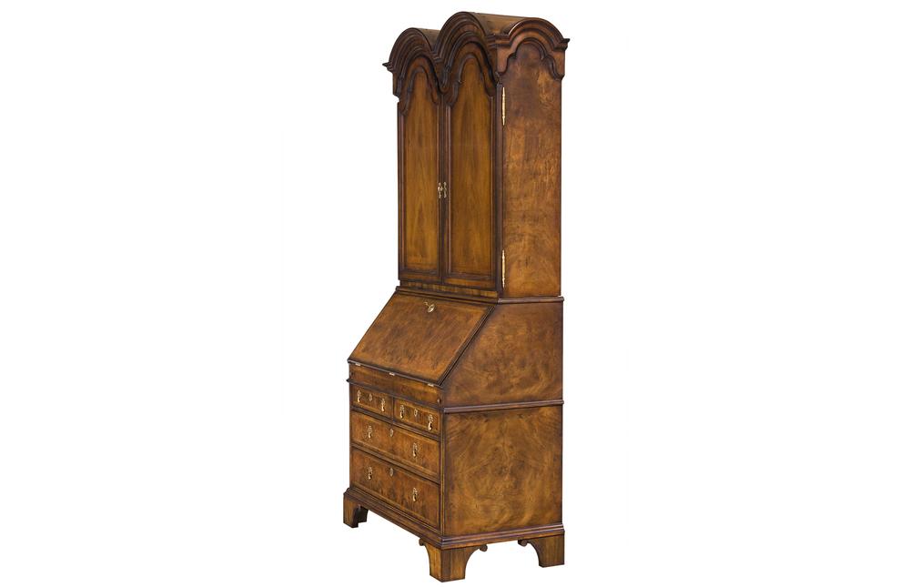 Karges Furniture - Queen Anne Bureau Cabinet