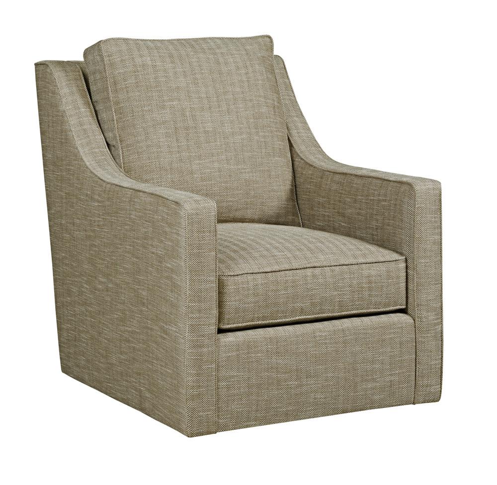 Kincaid Furniture - Bradley Swivel Glider