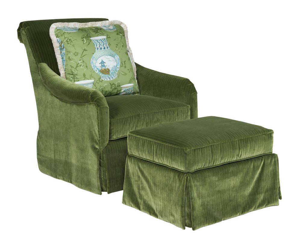 Kincaid Furniture - Jocelyn Swivel Glider