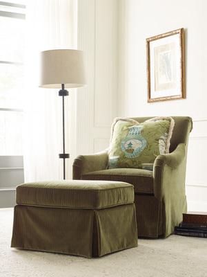 Thumbnail of Kincaid Furniture - Jocelyn Swivel Glider