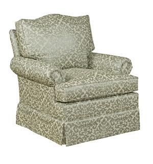 Thumbnail of Kincaid Furniture - Clairmont Swivel Rocker