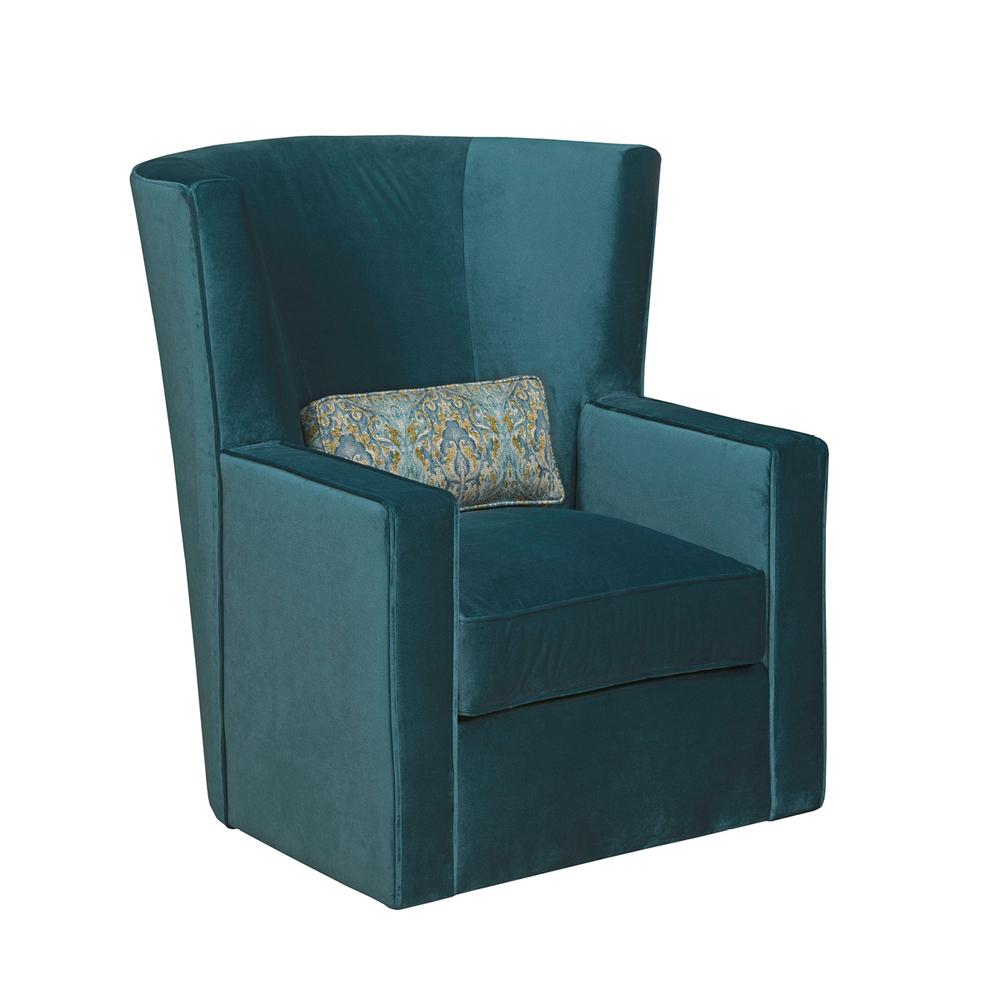 Kincaid Furniture - Fitzgerald Swivel Chair