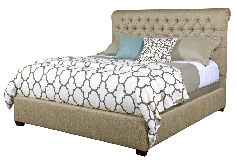 Kincaid Furniture - Belmar Bed with Low Footboard