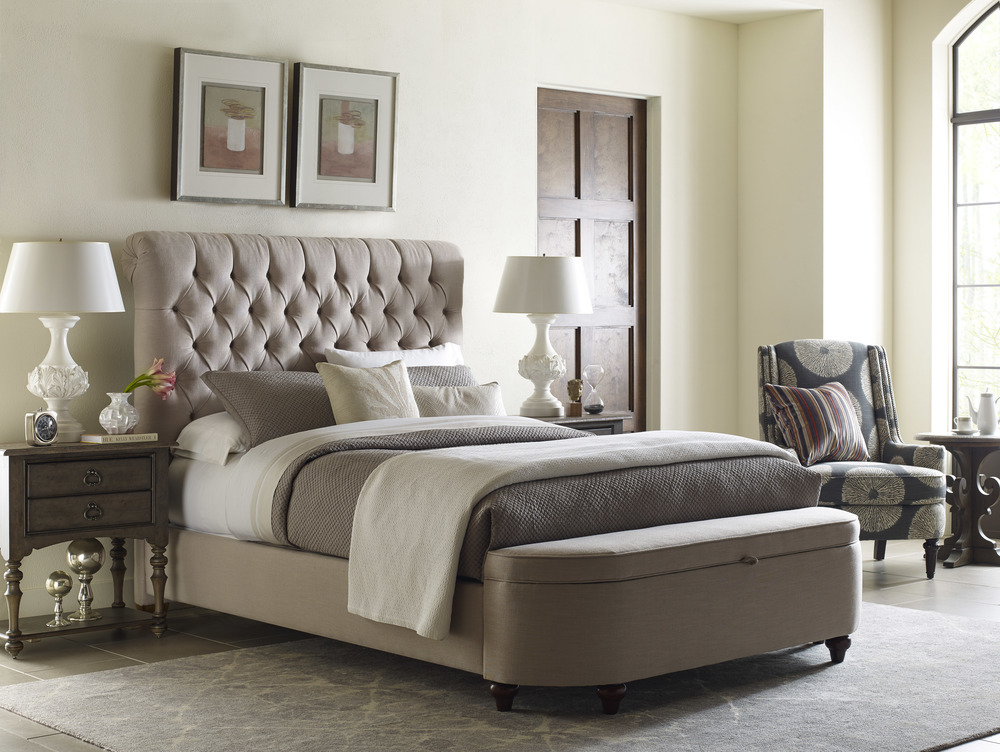 Kincaid Furniture - Belmar Bed with Storage Bench