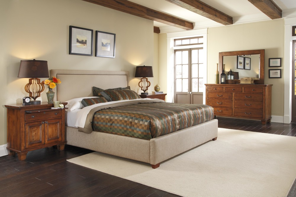 Kincaid Furniture - Lacey Bed with Low Footboard