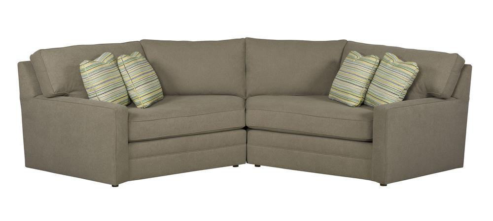 Kincaid Furniture - Custom Select 2 Piece Sectional