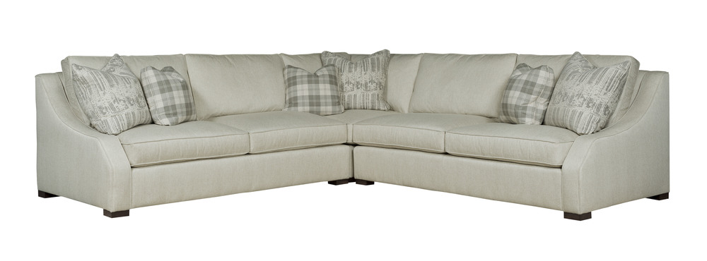 Kincaid Furniture - Monarch 3 Piece Sectional