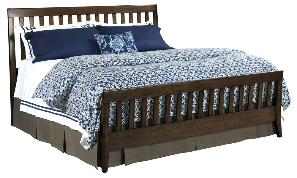 Kincaid Furniture - Slat Queen Bed
