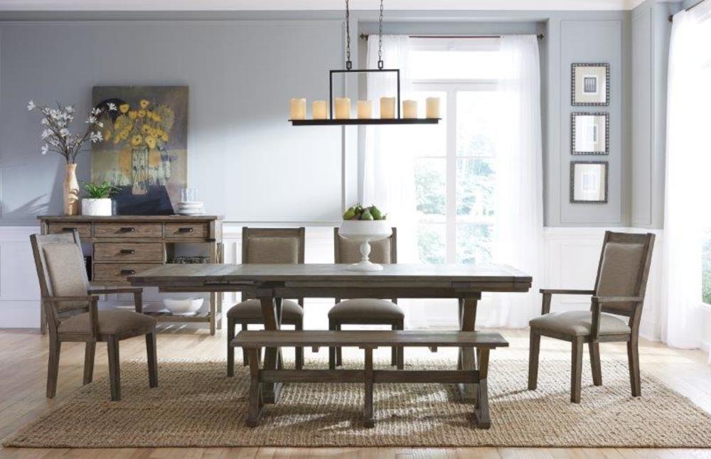 Kincaid Furniture - Saw Buck Dining Table