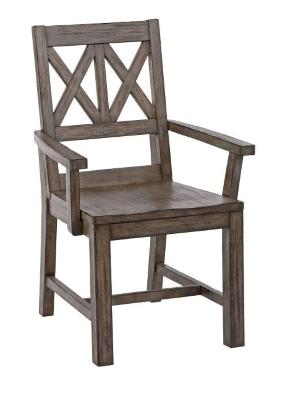 KINCAID FURNITURE CO, INC - Wood Arm Chair