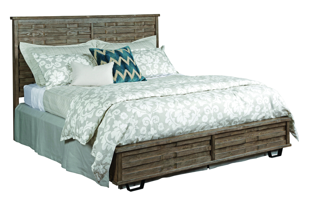 Kincaid Furniture - Foundry Panel Bed