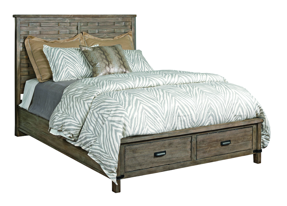 Kincaid Furniture - Foundry Storage Bed