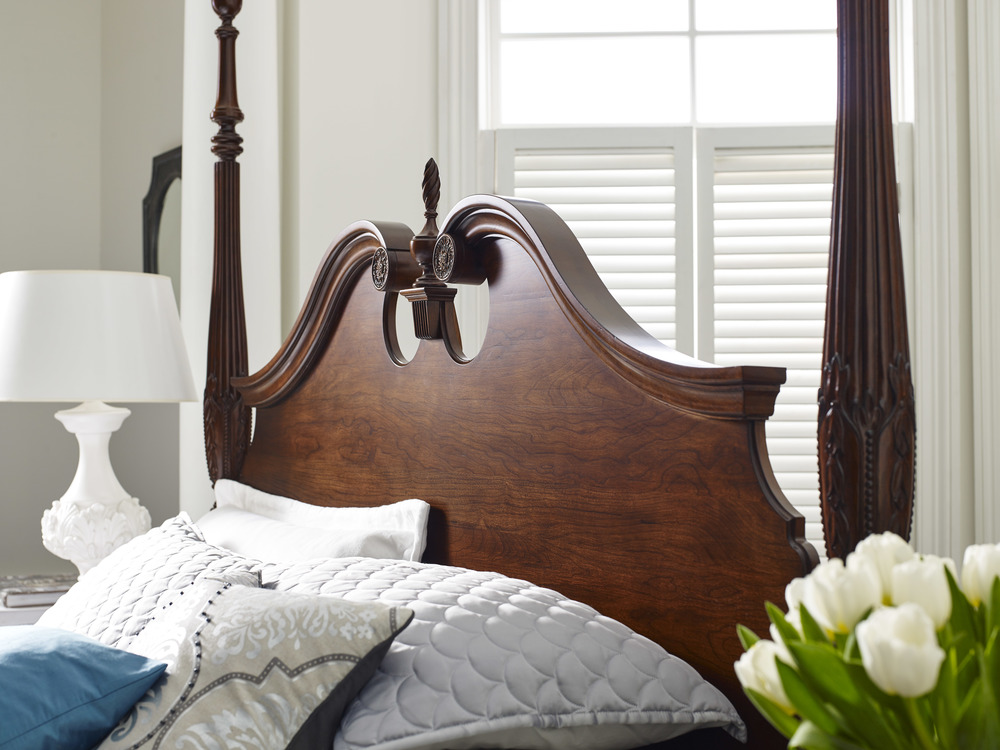 Kincaid Furniture - Rice Carved Bed