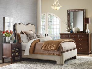 Thumbnail of Kincaid Furniture - Hadleigh Upholstered Queen Bed