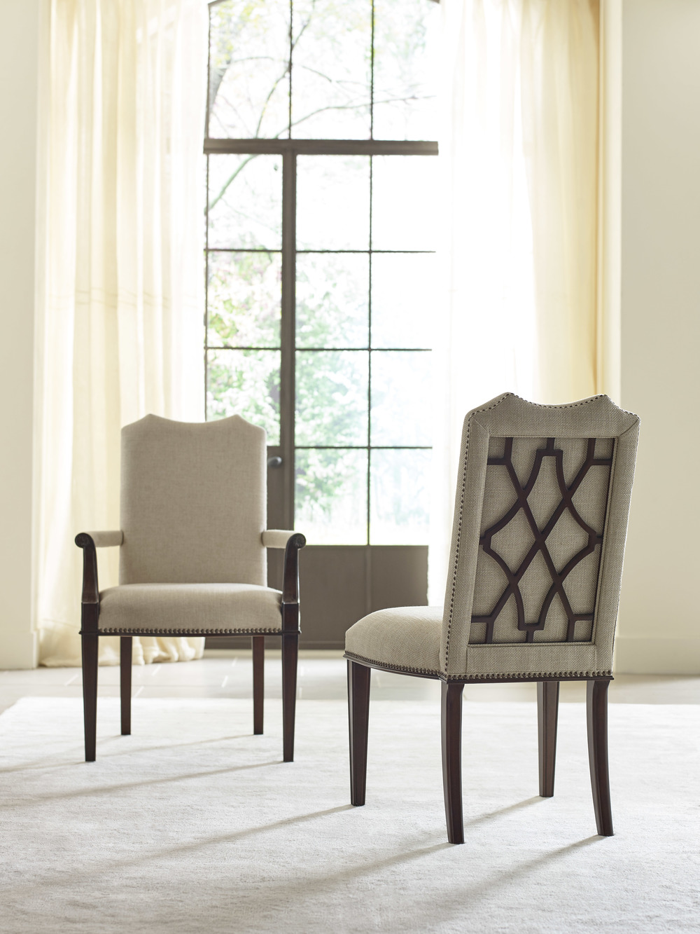 KINCAID FURNITURE CO, INC - Upholstered Side Chair