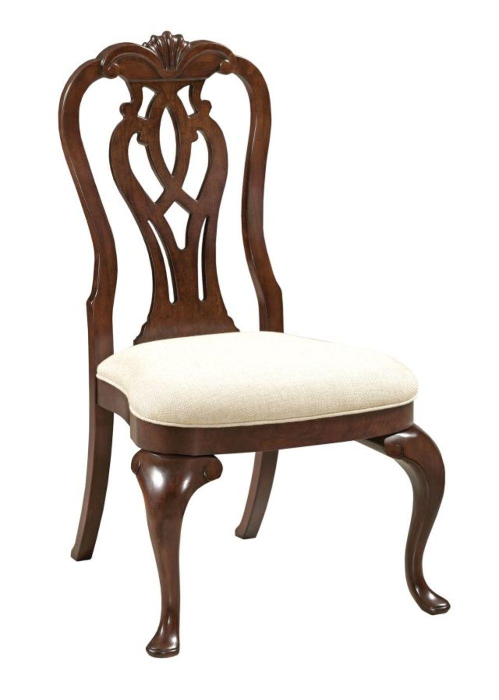 Kincaid Furniture - Queen Anne Side Chair