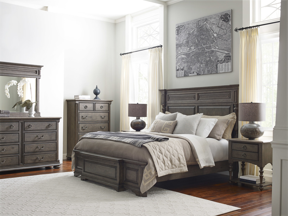 Kincaid Furniture - Logan Panel Bed
