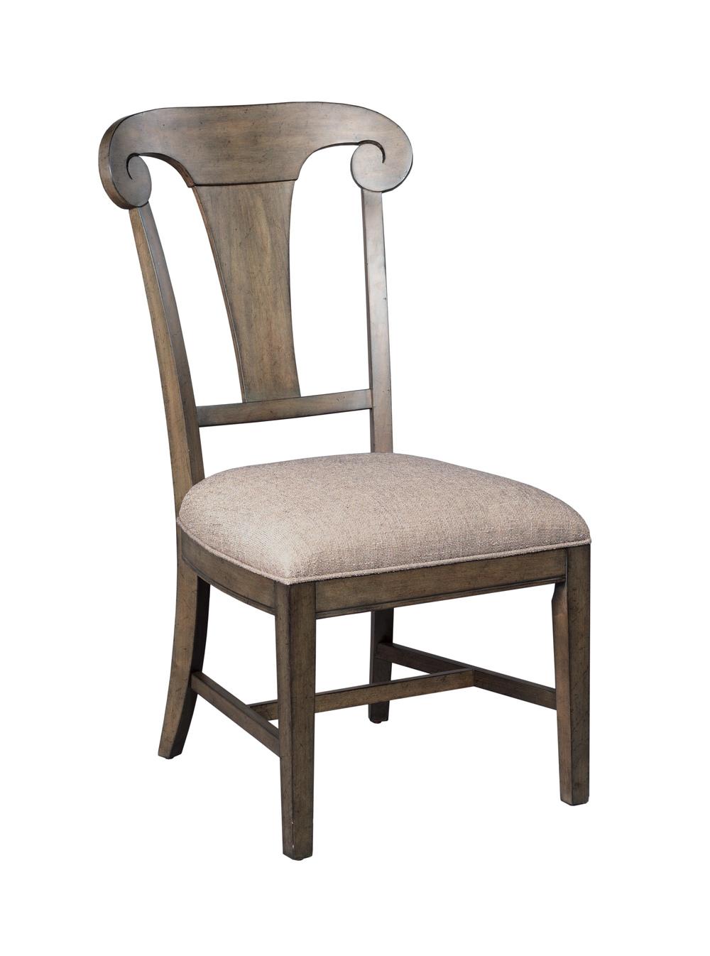 Kincaid Furniture - Fulton Splat Back Side Chair