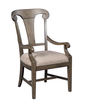 Thumbnail of Kincaid Furniture - Fulton Splat Back Arm Chair