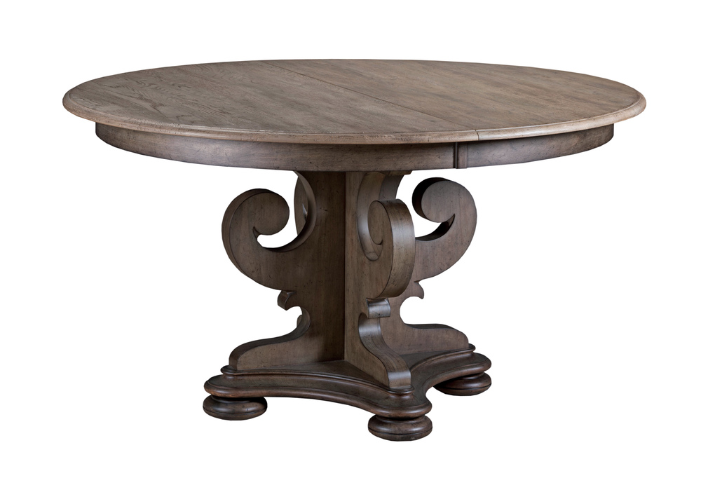 Kincaid Furniture - Grant Round Dining Table