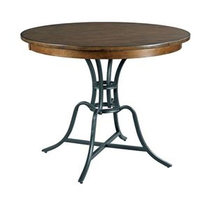 Thumbnail of Kincaid Furniture - Round Counter Height Table with Metal Base