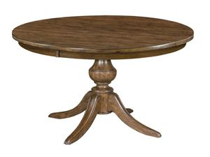 Thumbnail of Kincaid Furniture - Round Dining Table with Wood Base