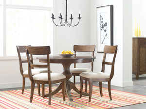 Thumbnail of Kincaid Furniture - Round Dining Table w/ Wood Base