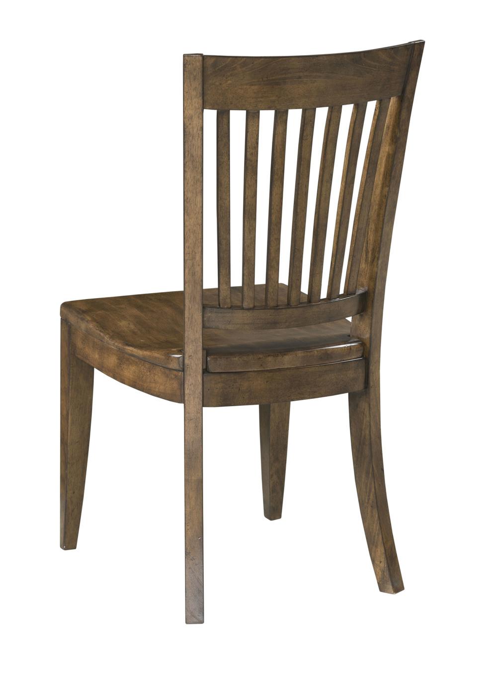 KINCAID FURNITURE CO, INC - Wood Seat Side Chair
