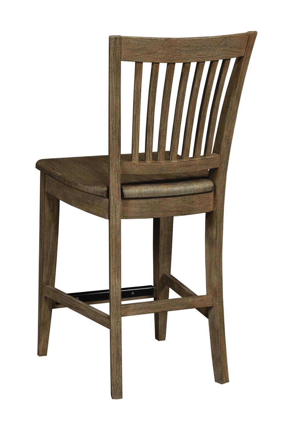 Kincaid Furniture - Counter Height Slat Back Chair