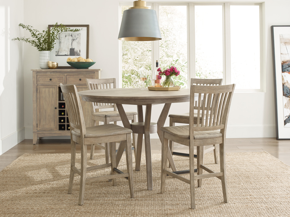 Kincaid Furniture - Round Counter Height Dining Table