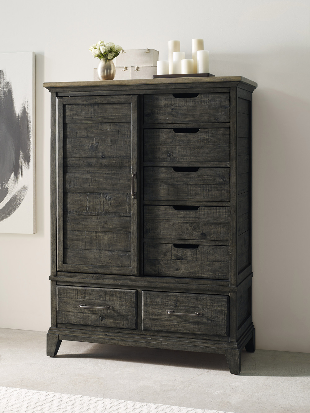 Kincaid Furniture - Wheeler Door Chest