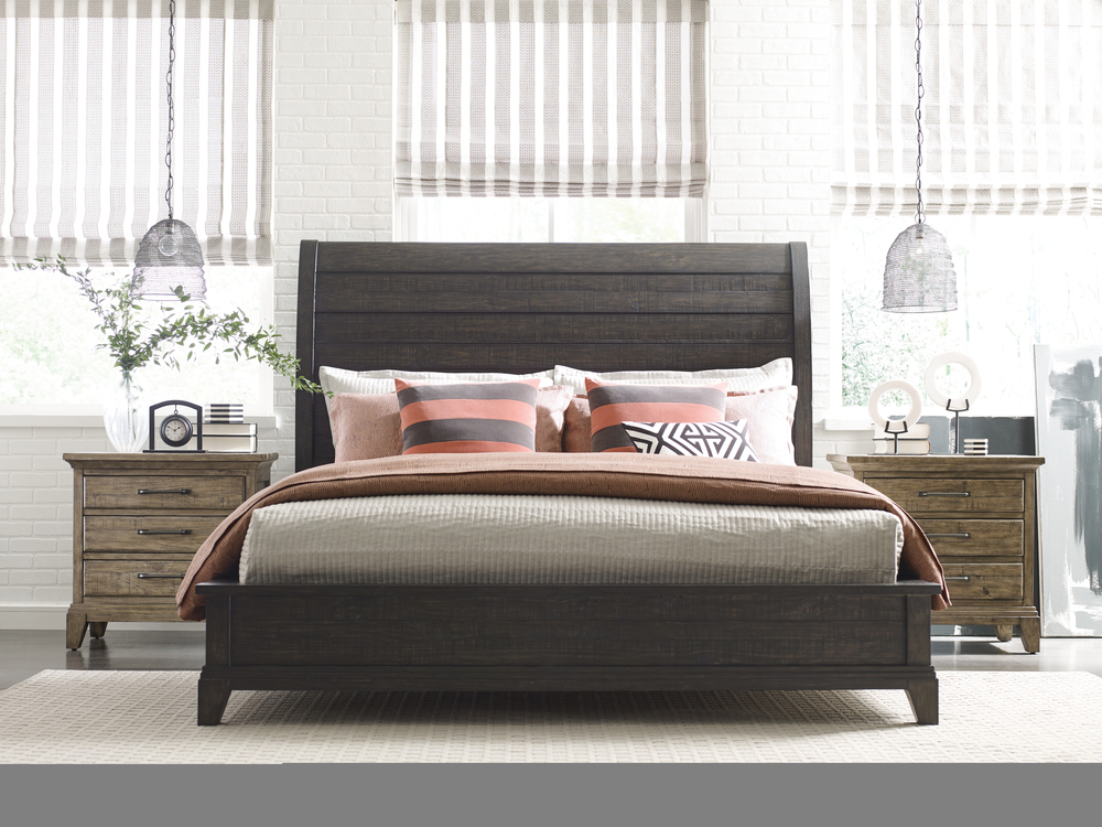 Kincaid Furniture - Eastburn Sleigh Bed