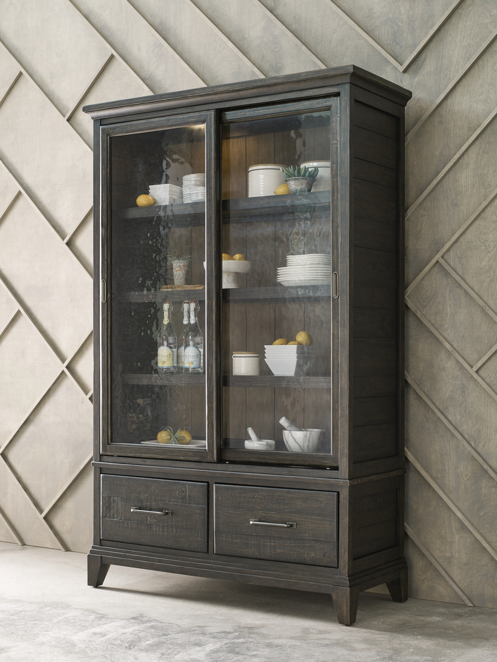 Kincaid Furniture - Darby Display Cabinet