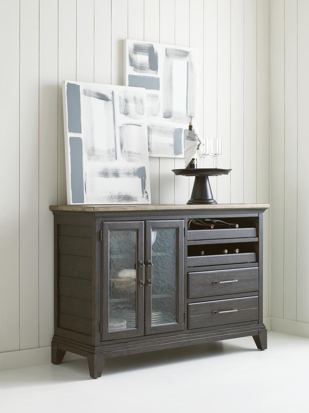 Kincaid Furniture - Pleasant Hill Wine Server