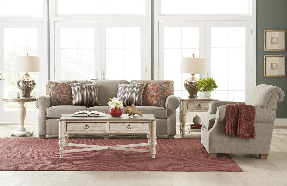 Kincaid Furniture - Weatherford Cocktail Table