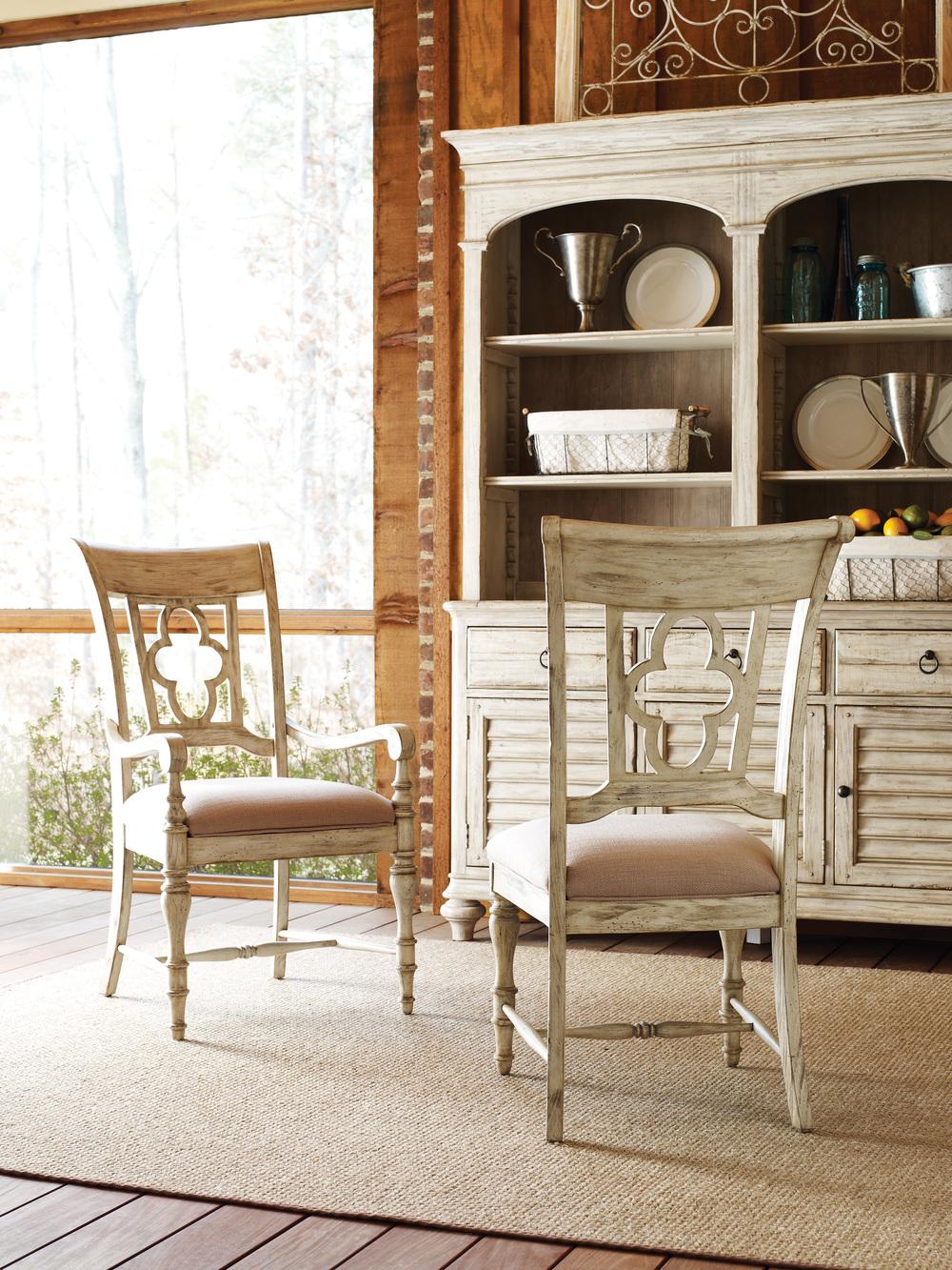 Kincaid Furniture - Weatherford Arm Chair