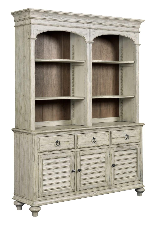 Kincaid Furniture - Hastings Open Hutch/Buffet