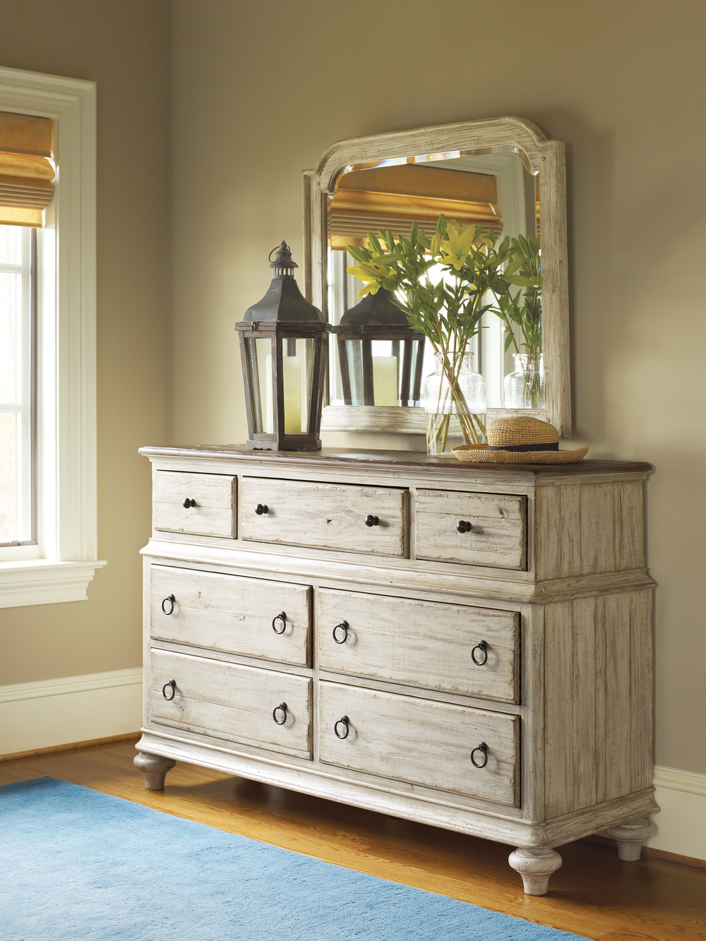 Kincaid Furniture - Wellington Drawer Dresser