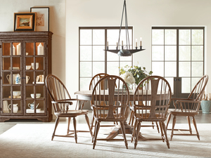 Thumbnail of Kincaid Furniture - Milford Round Dining Table Package