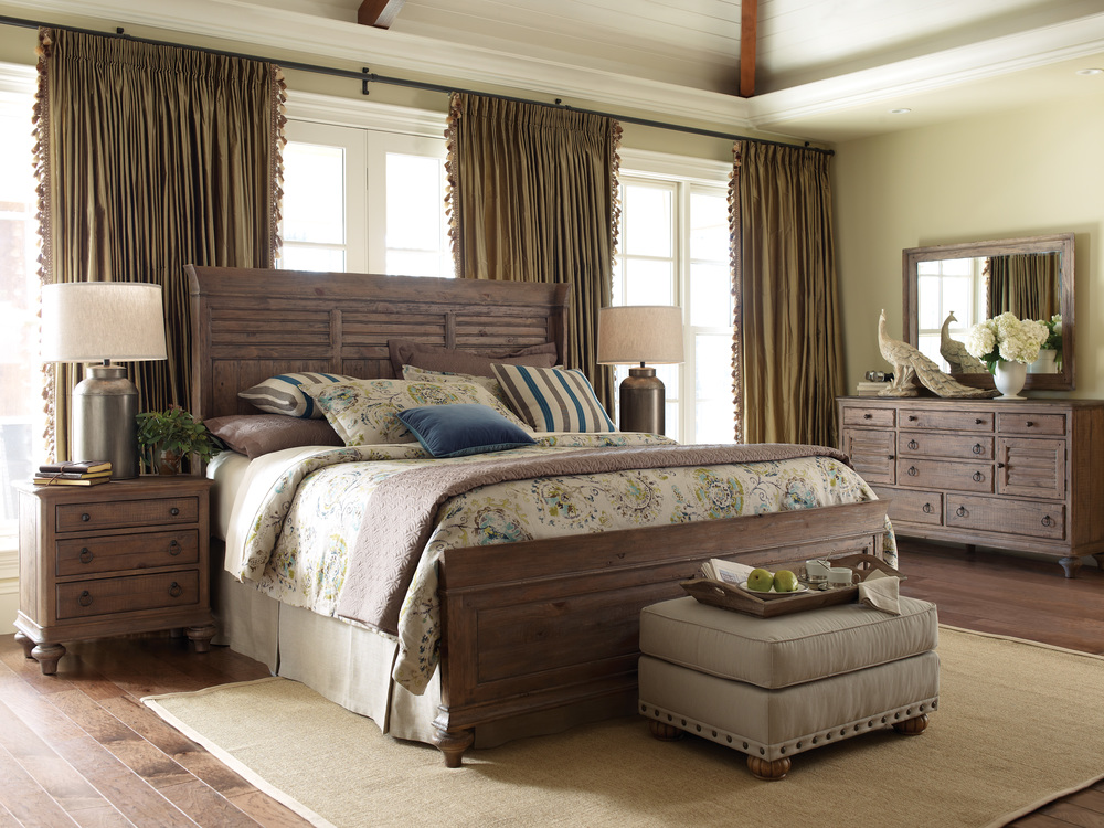 Kincaid Furniture - Weatherford Shelter Bed